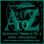 A-Z April Blogging Challenge