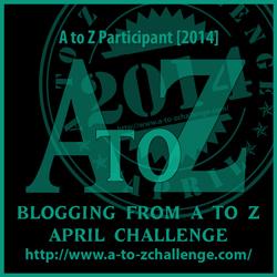 A-Z April Blogging Challenge