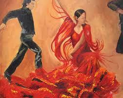 flamenco couple