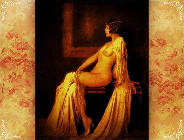 vintage - sensuality