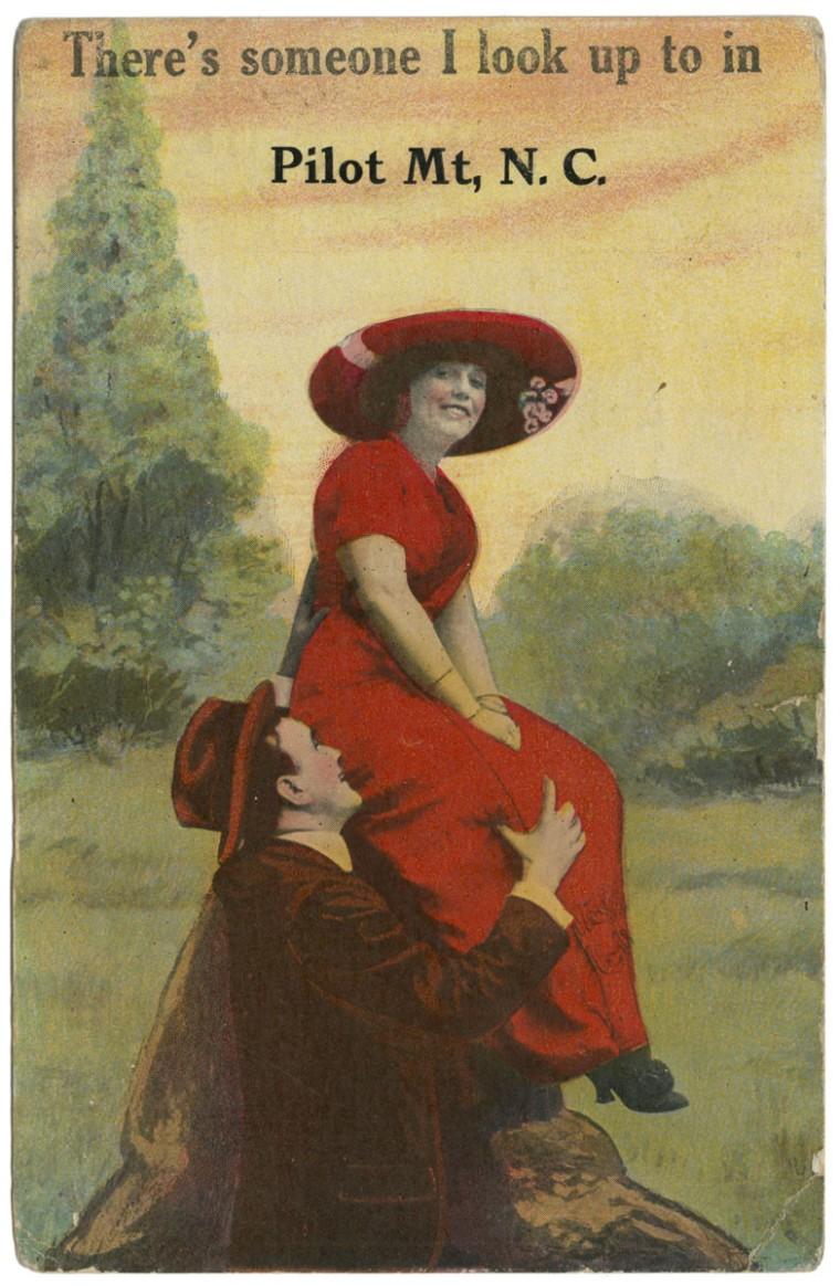 Vintage amorous