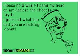 banging head
