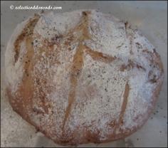 Woohoo it even looks like bread!