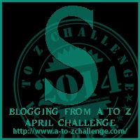 A-Z blogging challenge Letter S