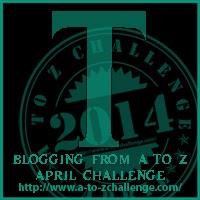 A-Z blogging challenge Letter T