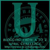 A-Z blogging challenge Letter U