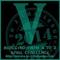 A-Z blogging challenge Letter V