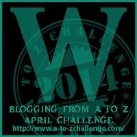 A-Z blogging challenge Letter W