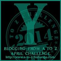 A-Z blogging challenge Letter Y