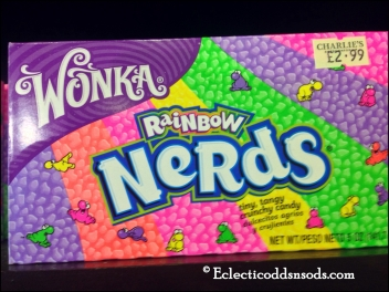 Nerd sweets