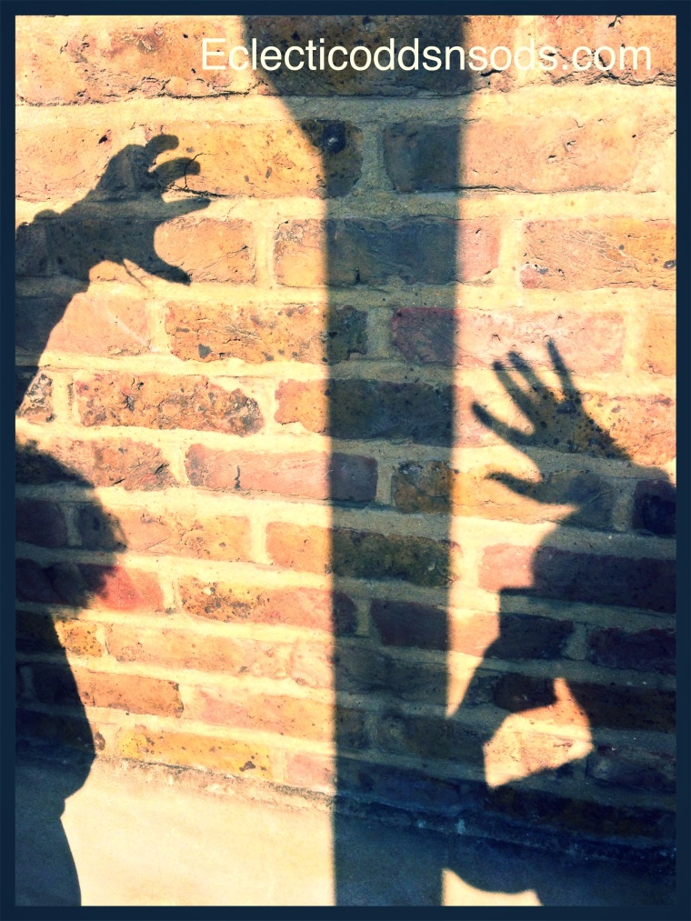 Shadow Play - scary hands