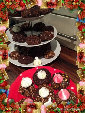 Tea Time #2 Christmas Celebrations