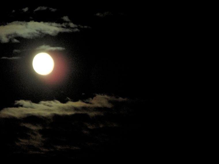 Full Moon Edit with Corel