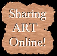 Sharing Art Online