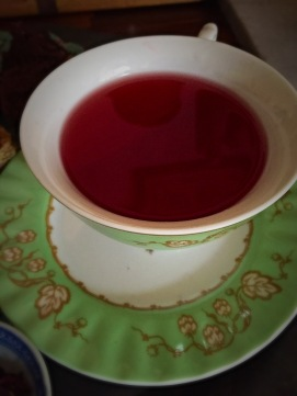 Tea Time #7 Hibiscus Tea