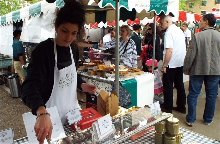 Duke of York Square Food Market
