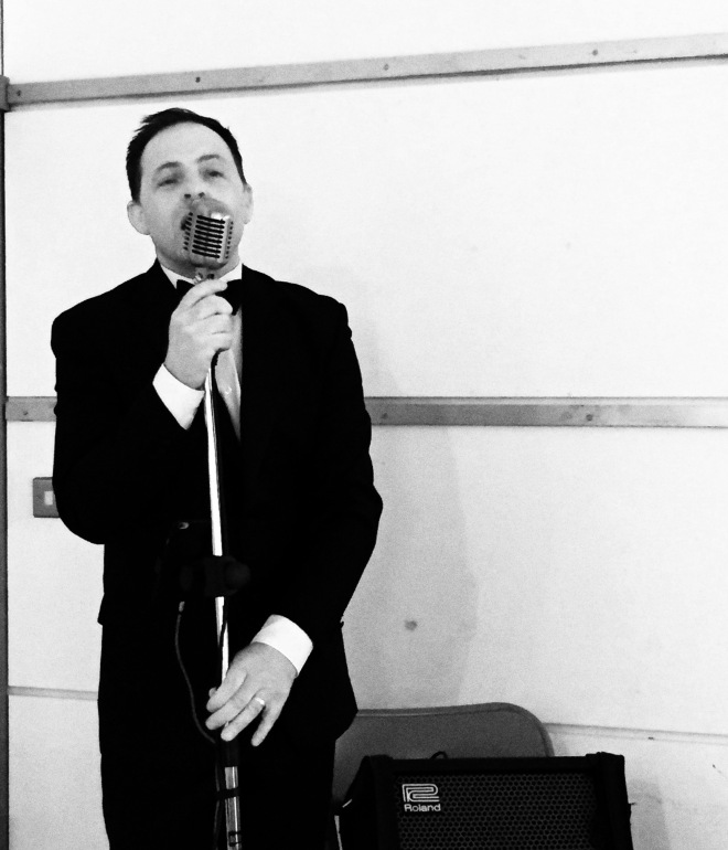 Steven Conway Jazz singer