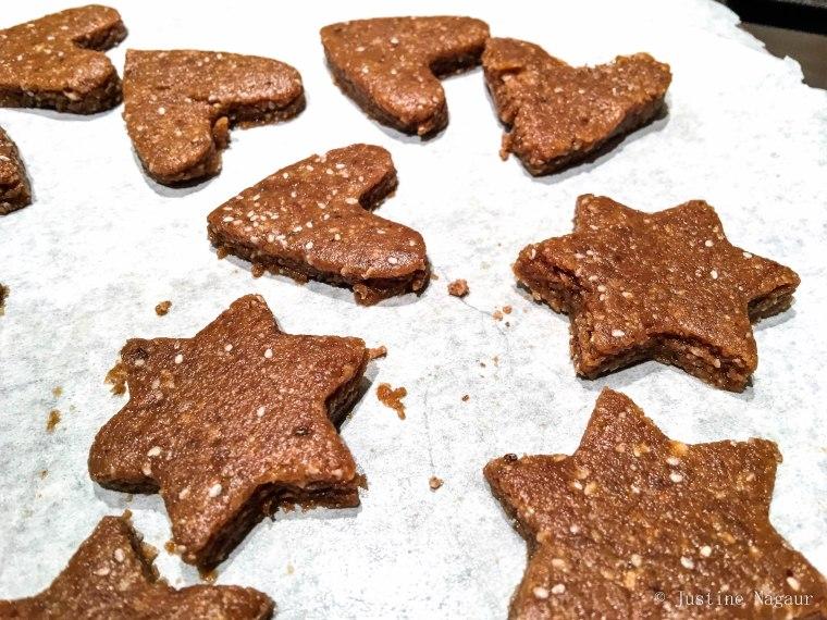 Home Made Raw Powerfood Brownies