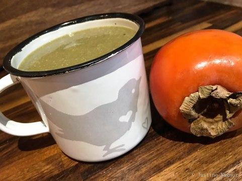 Coconut Persimmon Smoothie