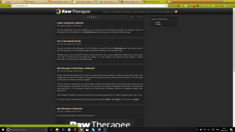 Raw Therapee